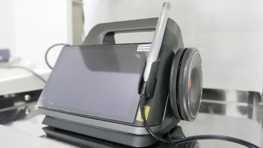Máy Laser Diode 3 bước sóng