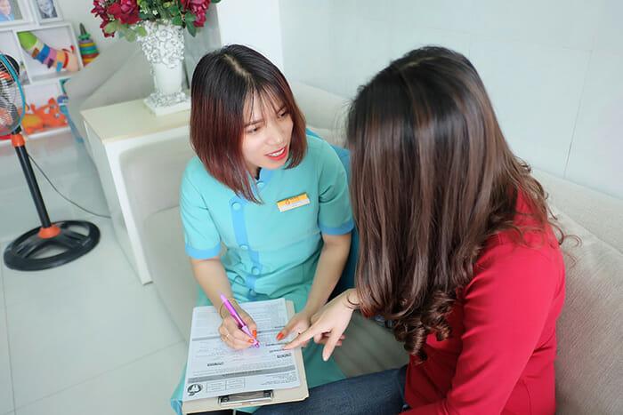 Quy trình thăm khám tại Nha Khoa Linh Xuân
