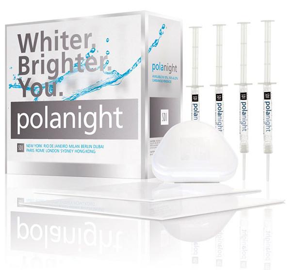 Thuốc tẩy trắng răng POLA NIGHT nhập khẩu từ Mỹ.