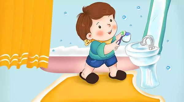 Lựa chọn kem đánh răng cho trẻ em