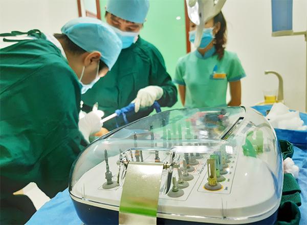 Cắm Implant Nha Khoa LINH XUÂN