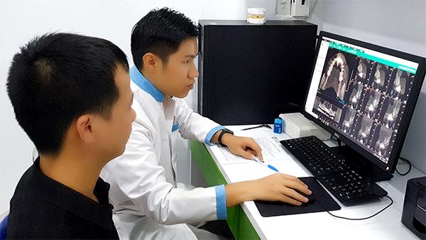 X-Quang Implant